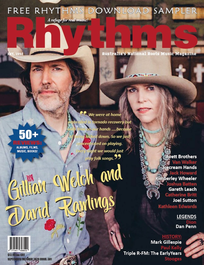 Rhythms Sept/Oct 2020 Front Page